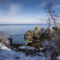 октябрьский денек на Байкале :: Павел Федоров