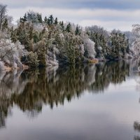 Grand River after Freezing Rain :: Andy Zav