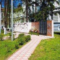 ВТОРОЙ  КОРПУС  ,ХИМИКИ  , ТПУ :: михаил пасеков
