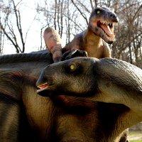 Парк динозавров :: Alexander Varykhanov