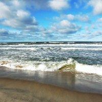 Море, небо, облака... :: Маргарита Батырева