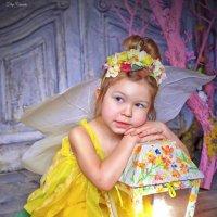 Цветочная фея.. :: Юлия Романенко