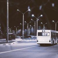 ночной город :: Yana Odintsova