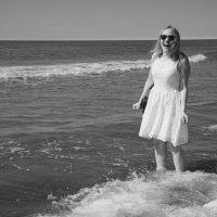 Холодное Балтийское море :: Алеся Юрьевна