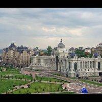 Городской пейзаж. :: Александр Назаров