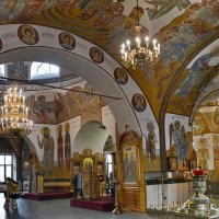 Интерьер храма :: Анастасия Смирнова