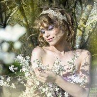 Весна в саду! :: Anna Dontsova