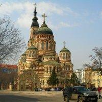 Харьков , Благовещенский кафедральный собор :: Igor Osh