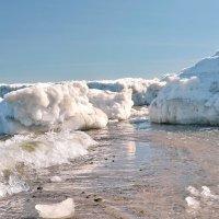 Морской лёд :: Владимир Кочнев
