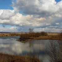 Весна в Красноярском крае. :: nadyasilyuk Вознюк