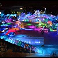 Ледовый городок.... :: Алёна PRIVALOVA