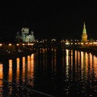 Ночная Москва :: Николай П