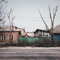 Дестрой :: Aleksandra Granichnaya