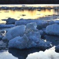 Ледоход на Иртыше :: Savayr