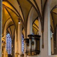 Интерьер церкви Санкт Ламберта :: Witalij Loewin