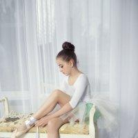 Мечты о балете... :: Наталья