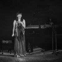 Японская пианистка Keiko Matsui (КЕЙКО МАЦУИ) в Ижевске :: Владимир Максимов