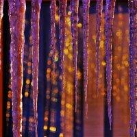 Ледяная занавеска :: Сергей Чиняев