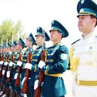 Республиканская гвардия Казахстана :: Ғани Умирбеков