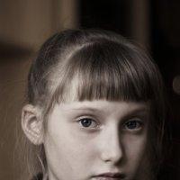 Дочка почти Ч/б :: Алексей Корнеев