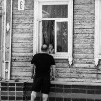 Маленькая хозяйка большого дома :: Светлана Шмелева