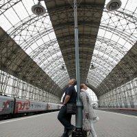 Вокзал для двоих :: Ирина Бруй