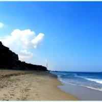 Пляжное побережье у Ашкелона :: Герович Лилия