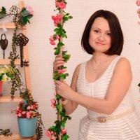 Опять весна, опять цветы, опять сбываются мечты :: Александра Крюкова(Самойлова)