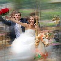 Свадебная карусель :: Ирина Бруй
