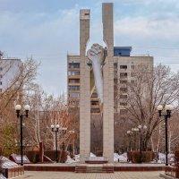 Мемориал памяти Оренбургских воинов, погибших в локальных войнах и вооруженных конфликтах. :: Elena Izotova