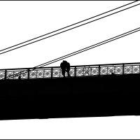 Мост влюбленных :: Сергей Елесин