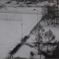Снег весной :: Вера