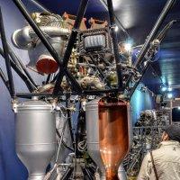Ракетный двигатель :: Юрий Тихонов