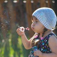 Мыльные пузыри :: Надежда Преминина