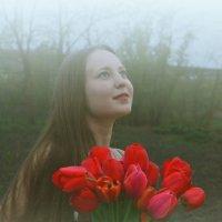 Весна. Пора тюльпанов (: :: Ira GOshina