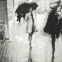 Графика дождя :: Anyula Photo