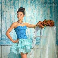 Коломбина :: Олег HoneyPhoto