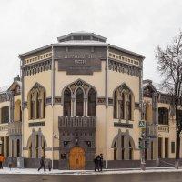 Курск. Здание бывших Дворянского земельного и Крестьянского поземельного банков :: Алексей Шаповалов Стерх