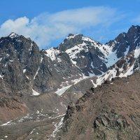 горы Алматинские :: Горный турист Иван Иванов