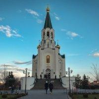 Храм Святого Духа. :: Анатолий Щербак
