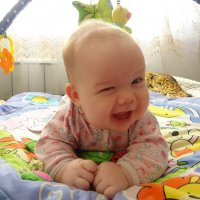 Младший внук :: Лариса Рогова