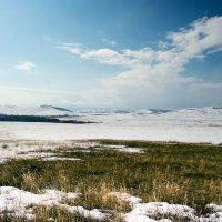 Предгорье Южного Урала. :: Поток