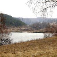 Озеро. :: Борис Митрохин