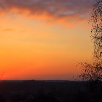 Над миром блещет солнце на восходе. :: Валентина ツ ღ✿ღ