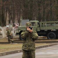 Военный фотограф :: Екатерина Василькова
