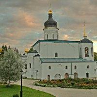 Спасо-Елеазаров монастырь :: Олег Попков