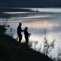 рыбаки :: Светлана Евсюкова