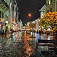 Вечірній дощь :: Степан Карачко