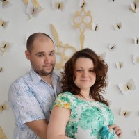 Михаил и Юлия :: Ната Майская