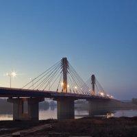 Утро на мосту :: Дмитрий